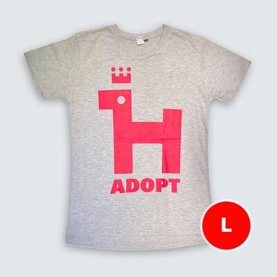 T-Shirt - Grey (L)