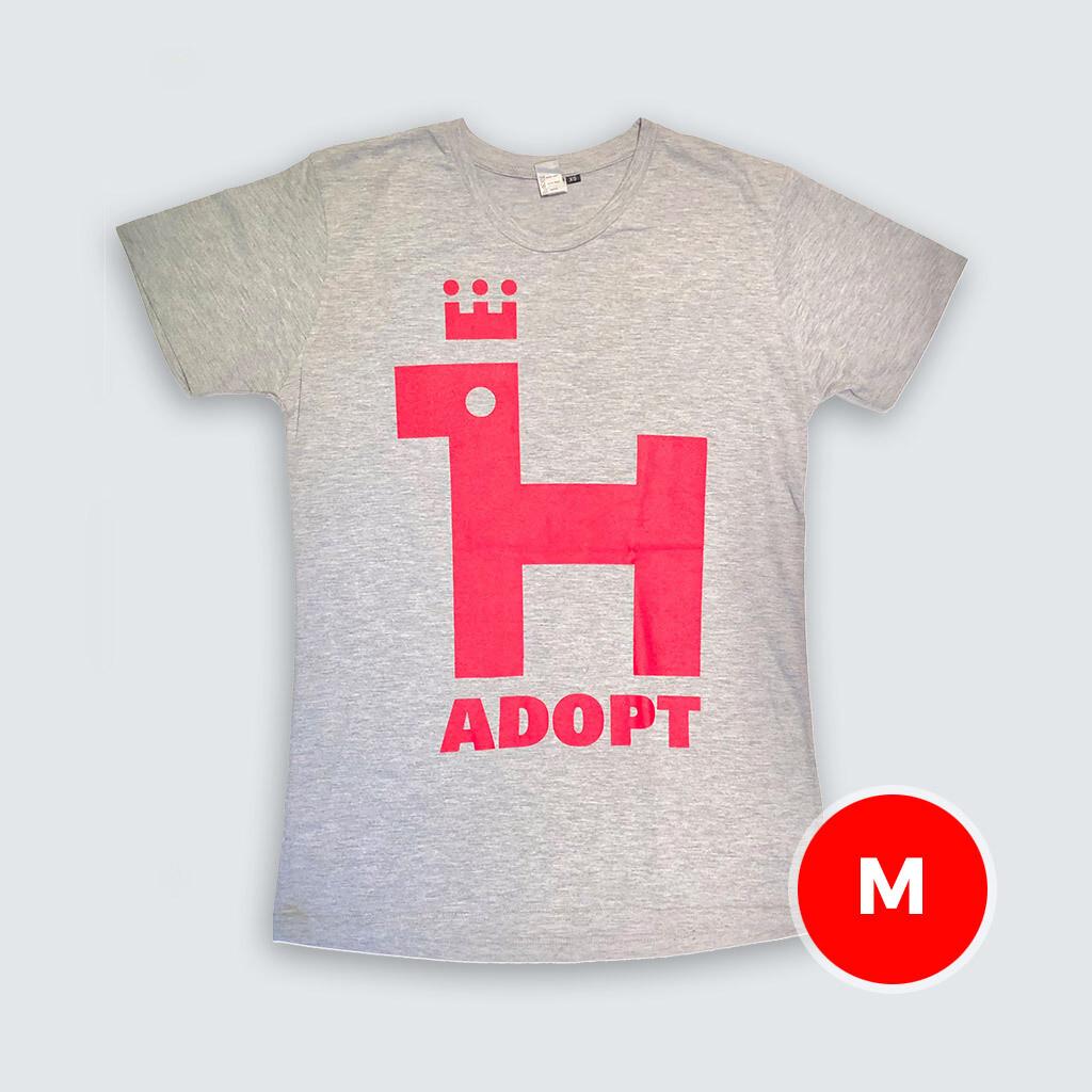 T-Shirt - Grey (M)