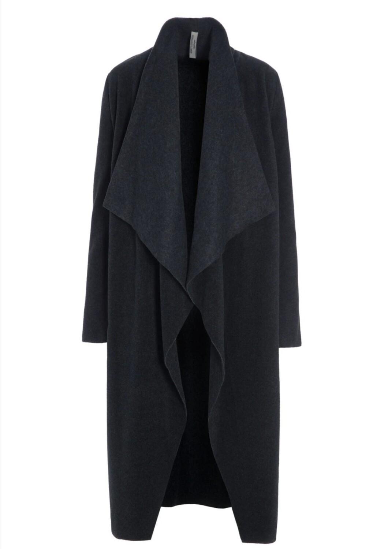 Henriette Steffensen High Neck Fleece Coat
