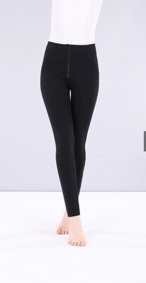 Freddy High Waist Black DIWO Pants