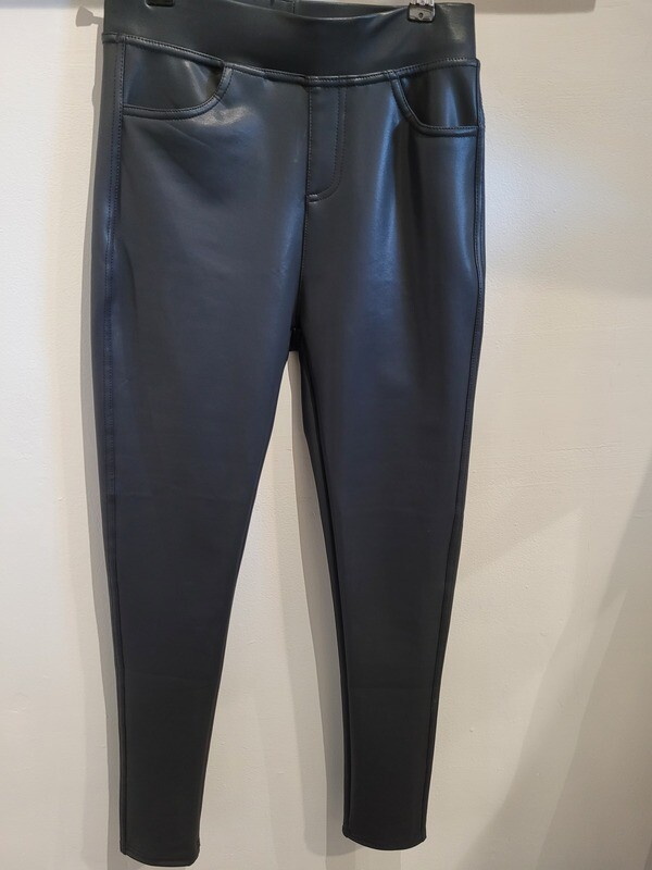 Pleather Jeggings