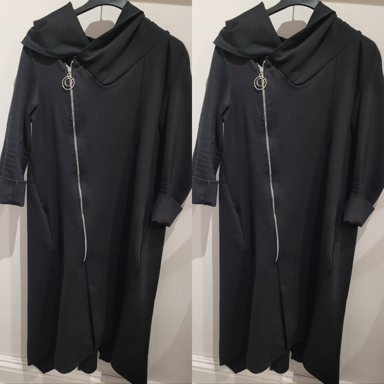 Hooded Coat/ Dress