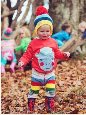 Baby outfit, Bright Sheep Legging & Top