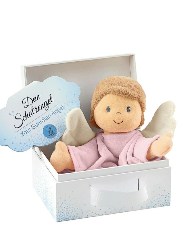 Kiddies Cuddle Cloth Guardian Angel