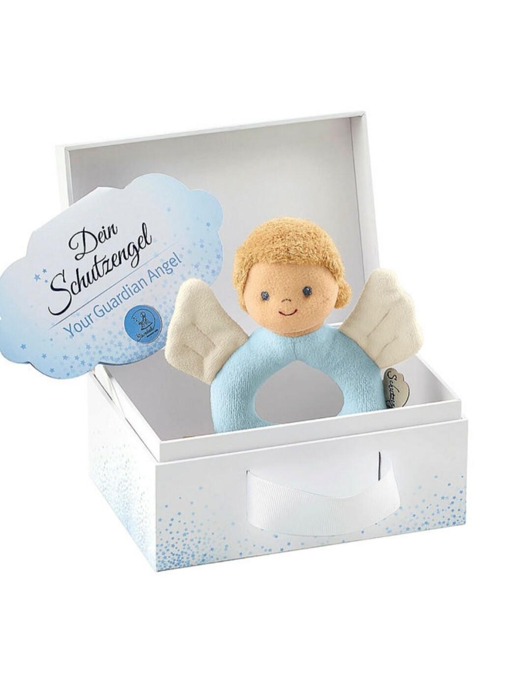 Kiddies Cuddle Guardian Blue Angel