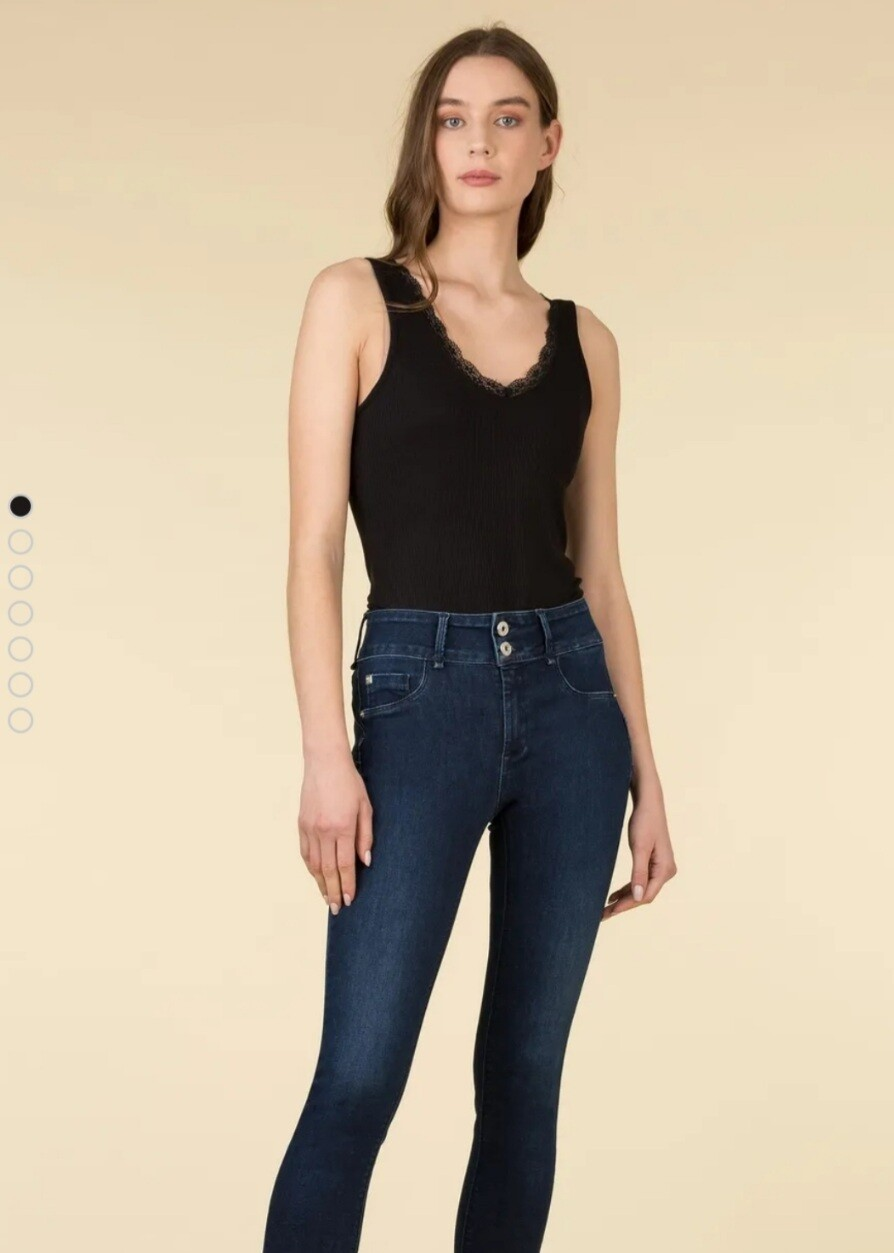 Tiffosi One Size Jeans. Beauty Effect