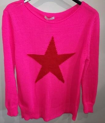 Single Star Soft Knit Jumper