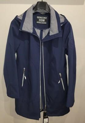 District Navy Spring Jacket