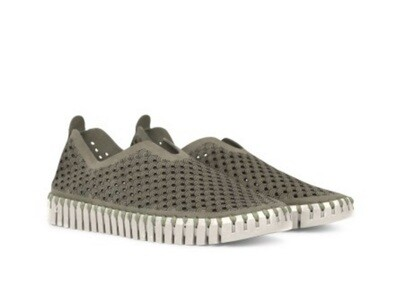 Ilse Jacobsen Tulip Shoes Army Green