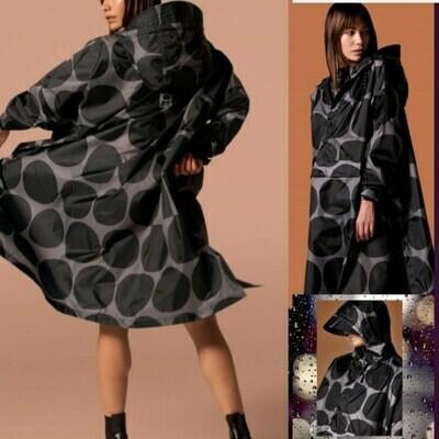 Designer Rain Ponchos