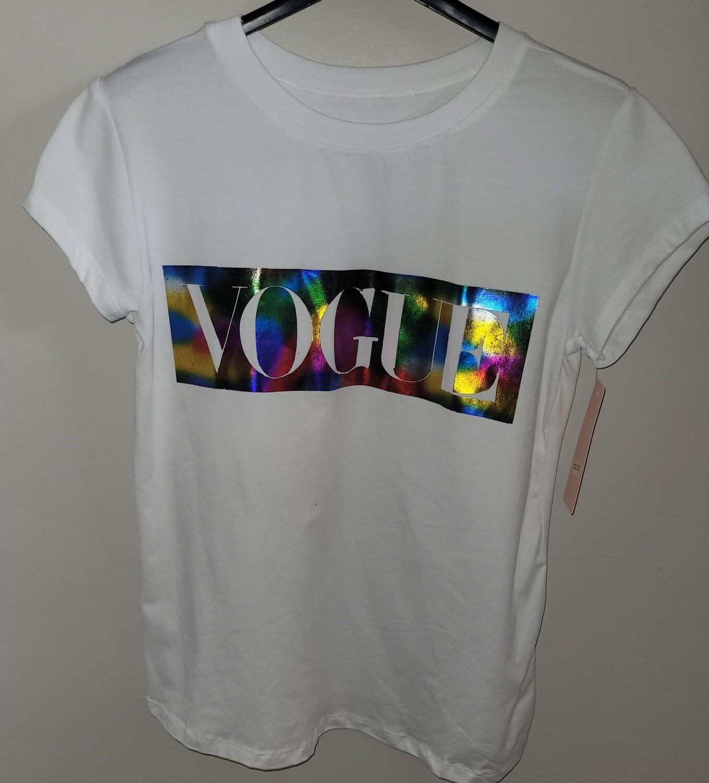 Vogue Rainbow logo