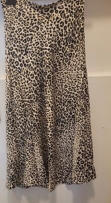 Aline Print Skirt
