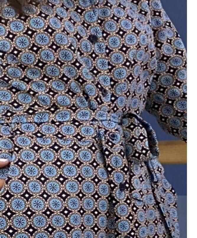 Luca Shirt Dress