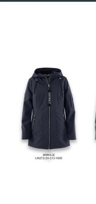 Bobelle Navy Jacket from District