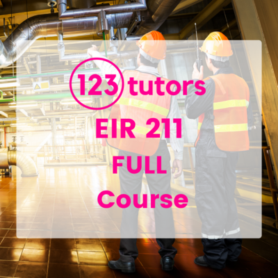 EIR 211: Fundamentals of Electrical Engineering