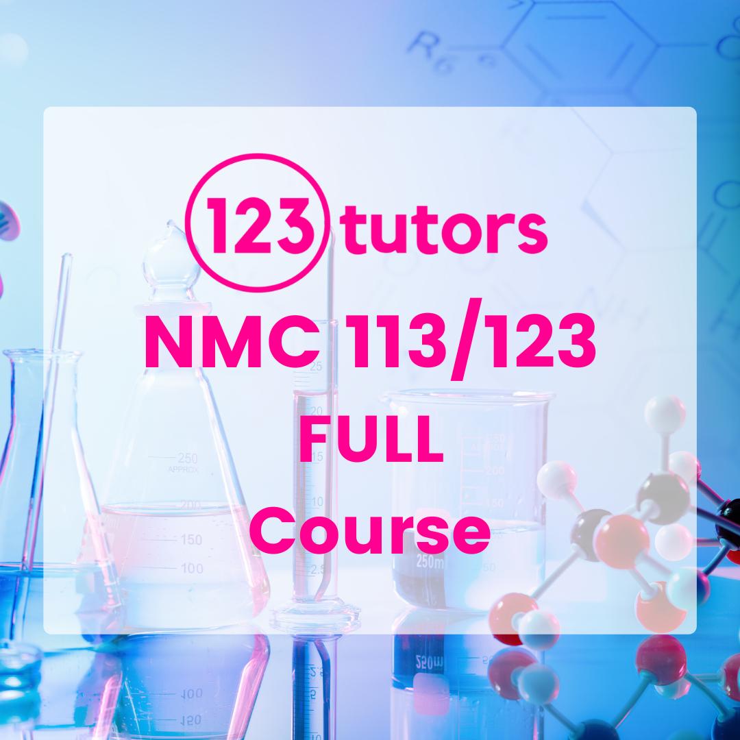 NMC 113/123: Materials Science