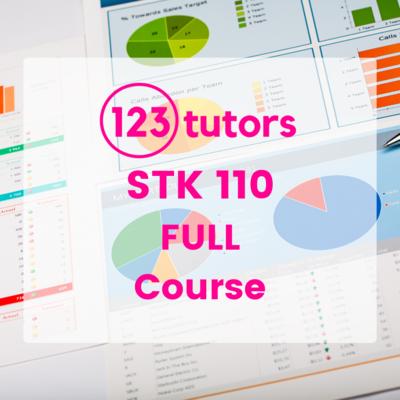 STK 110/113: Statistics