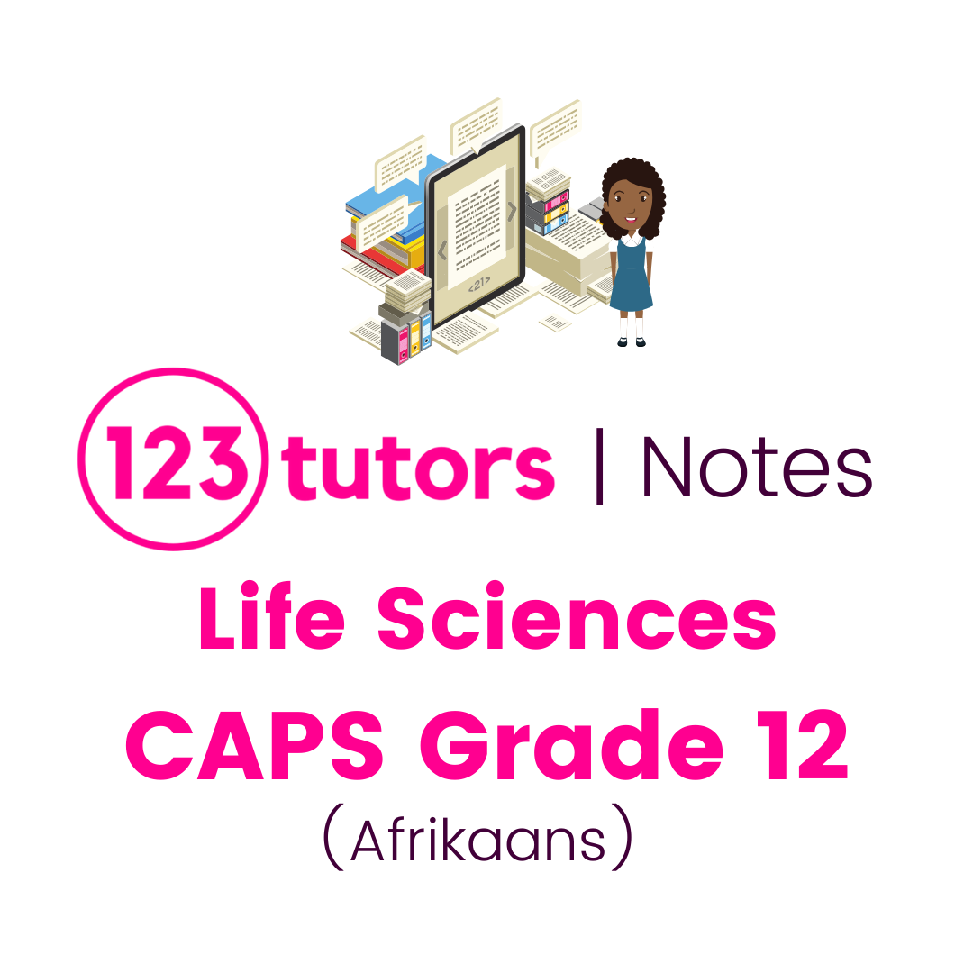 CAPS Life Sciences Grade 12 (Afrikaans Notes)