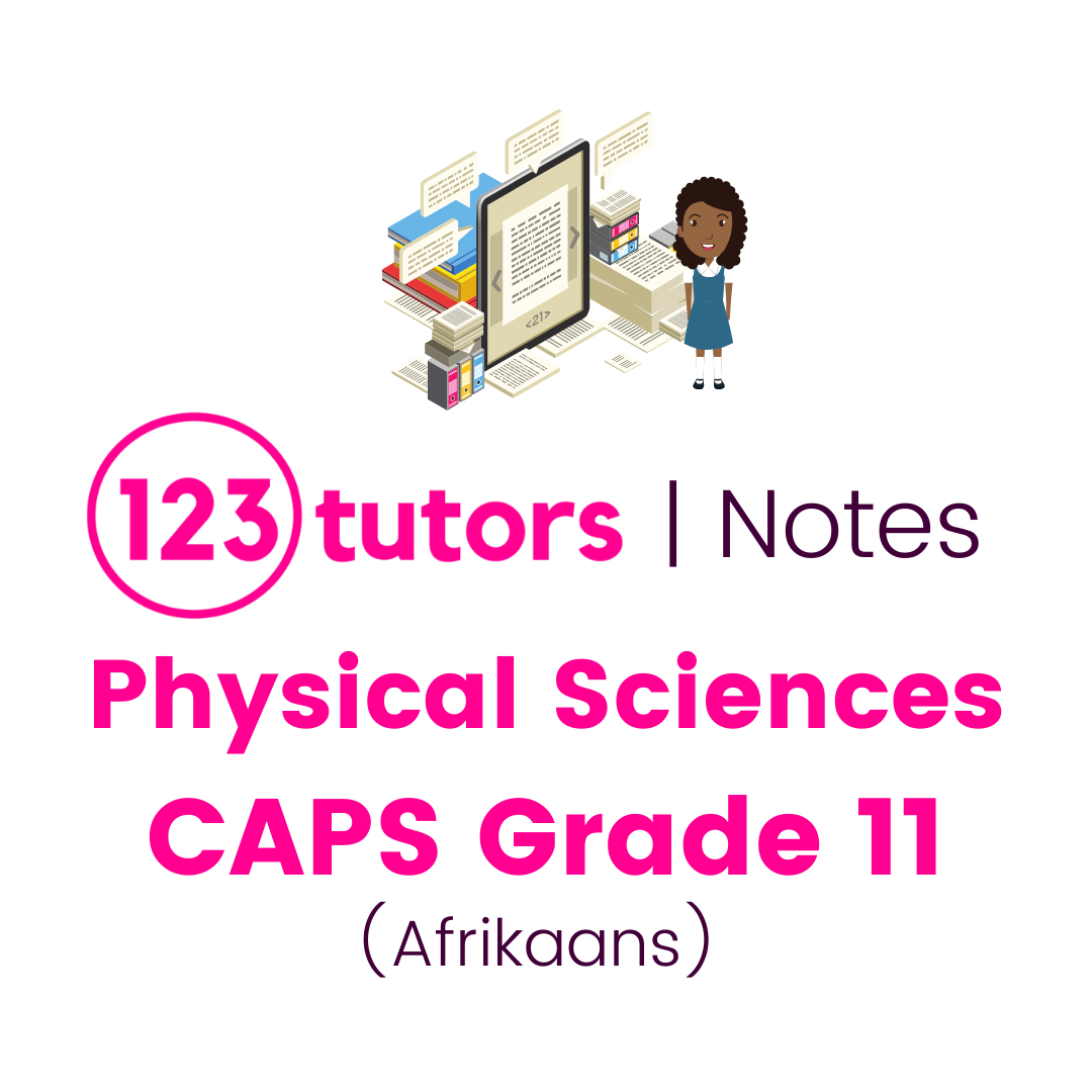 CAPS Physical Sciences Grade 11 (Afrikaans Notes)