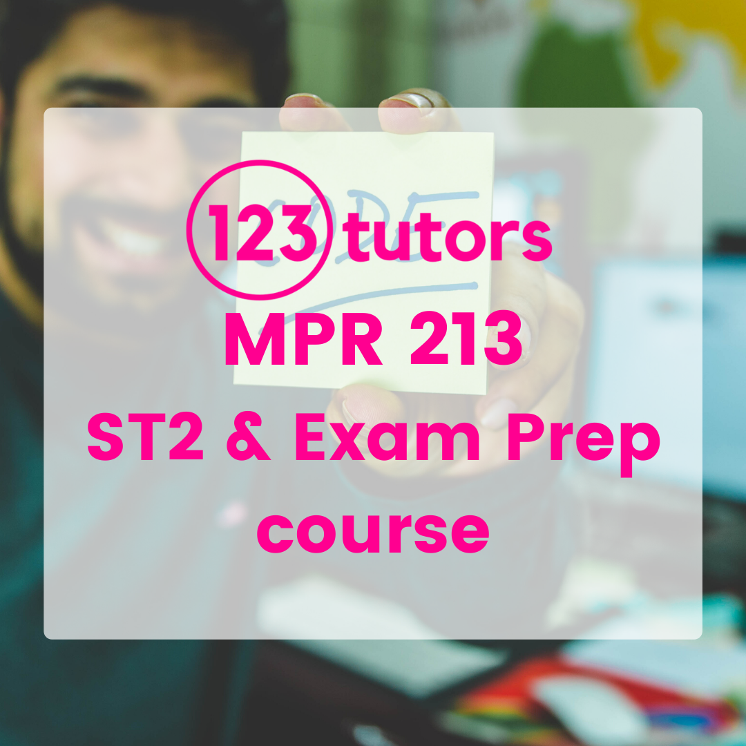 MPR 213 (ST2 & Exam): Branching, Plotting, Matrices; Excel & Pandas + 4 Hours Live Class