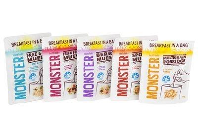 10 x 60g - Nut Free Muesli - Taste Tester