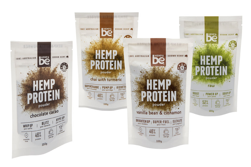 4 x 100g - Protein Multi-Pack - All varieties of Protein Powders.