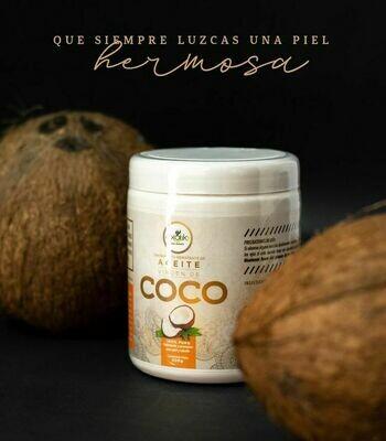 ACEITE VIRGEN DE COCO (500 g)