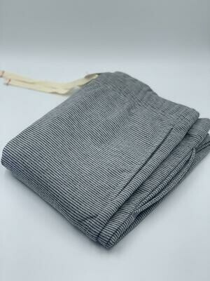 Pantalón Pijama Cantel Sleep Caballero 35%Alg/65%Pol Gris Claro Línea