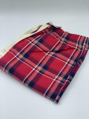 Pantalón Pijama Cantel Sleep Caballero Franela 100% Algodón