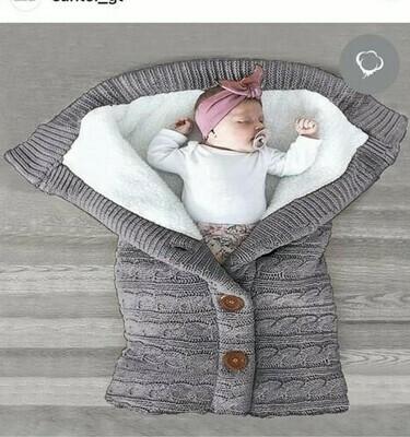 Cobertor Sleep Baby Swaddle 70 X 40 Cm