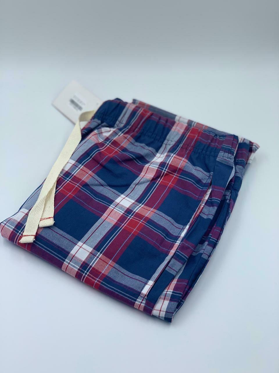 Pantalón Pijama Cantel Sleep Caballero 100% Algodón