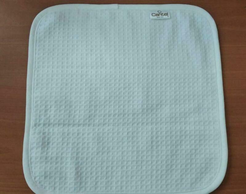 Toalla Spa 1 cabo 100% algodón Blanco facial