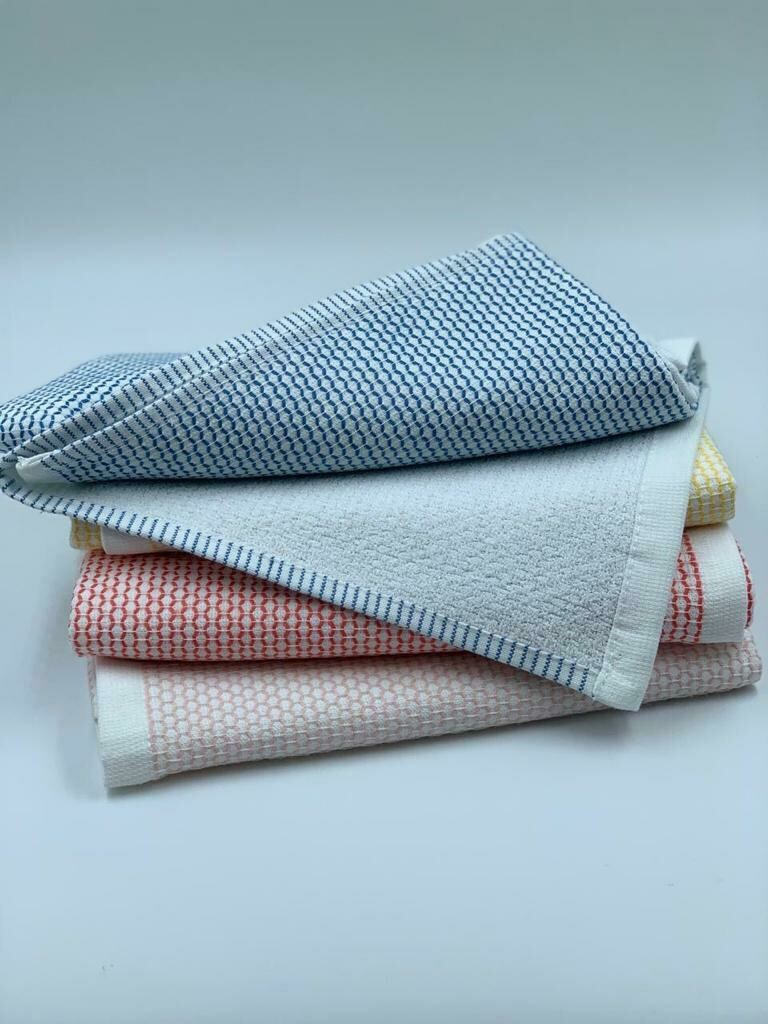 Toalla Kitchen Towel Zig Zag