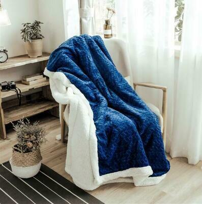 Cobertor Doble 100X120 Cm 1000 Gr