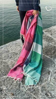 Telas Manta Pool To Party 45 pulgadas Multicolor