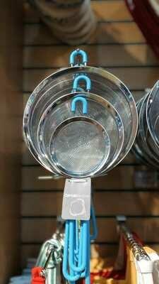 Set De 3 Coladores C/Mango Cantel Home 10, 15 Y 20 Cm