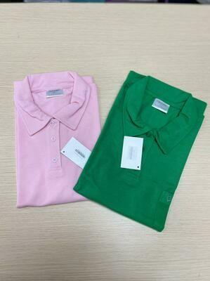 Camisa Polo Para Empleada Del Hogar Color Verde