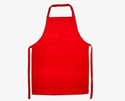 Gabacha cocinero Supratel Rojo Extra Grande