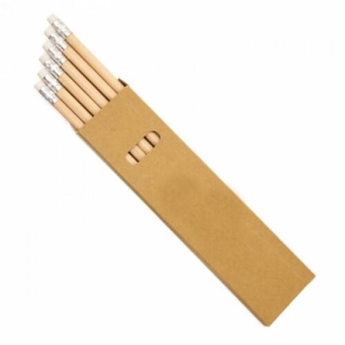 Set de 8 lápices ecológicos con semilla Cantel Home