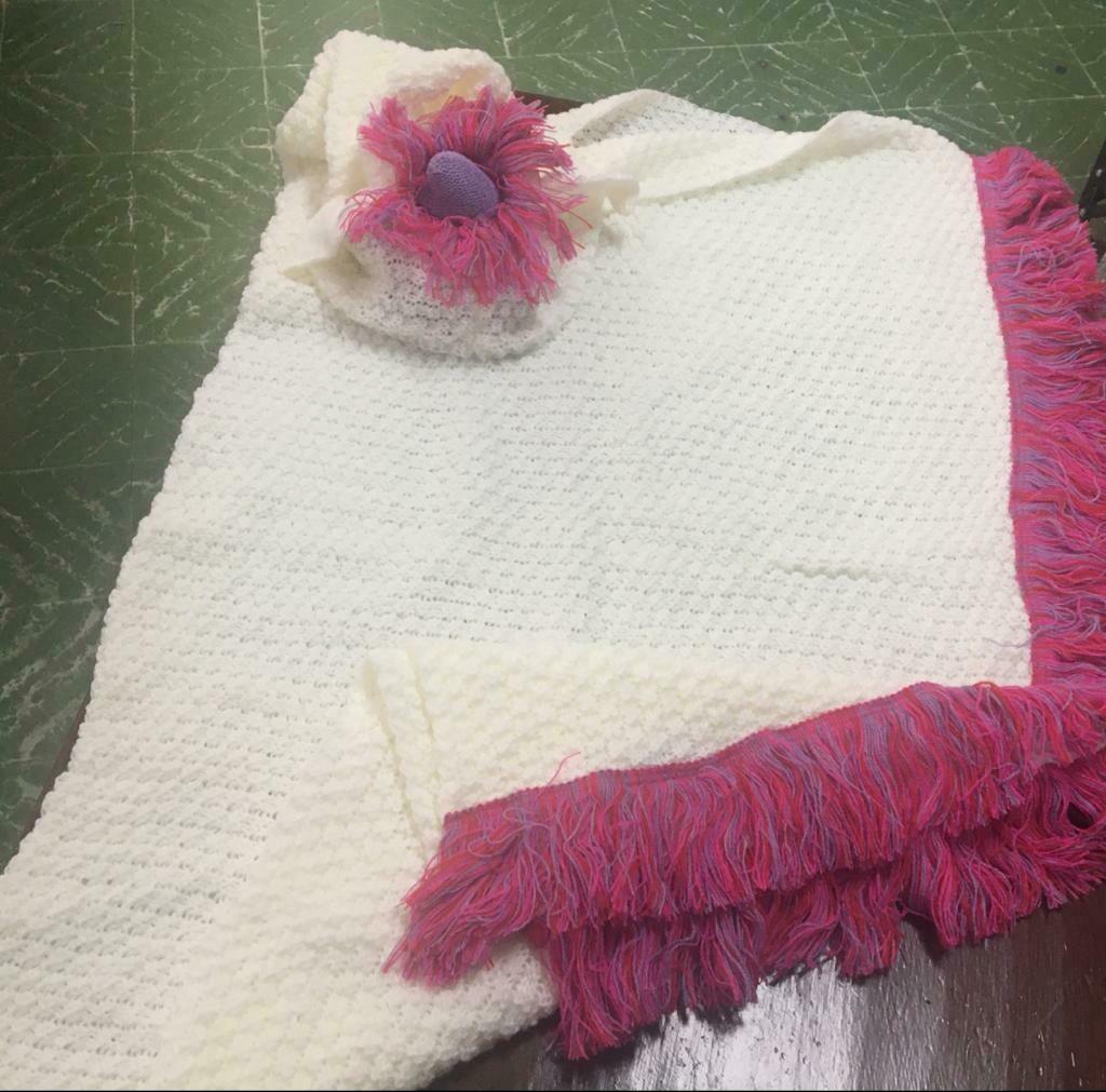 Cobertor Acrílico Para Niños