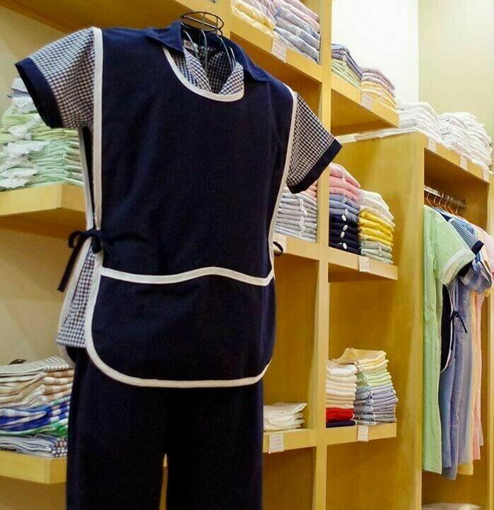 Pantalón de Uniforme Doméstico Dacron