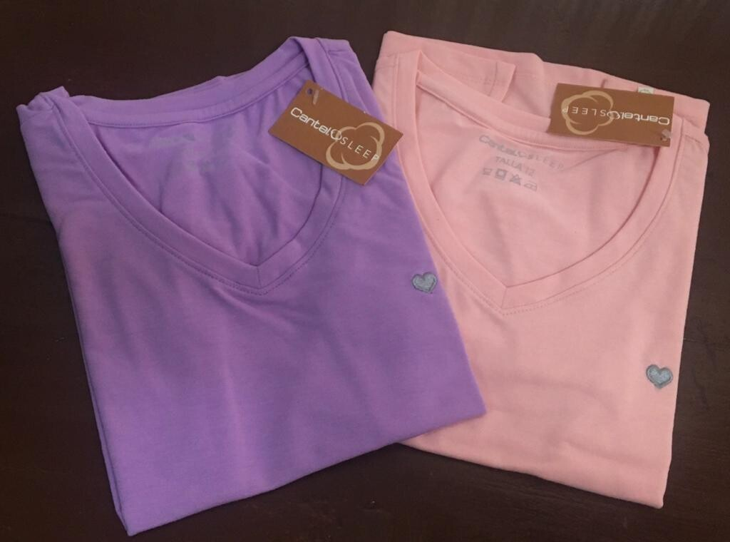Blusa Estampada Mc Pijama  Adolescentes Dama Otoño 2021