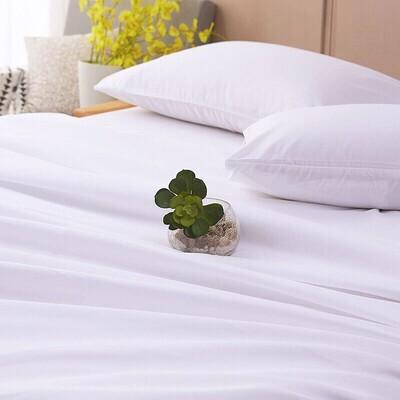 Juego de sábanas de 500 hilos 100% algodón