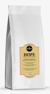 HOPE Coffee: Carmel, Toffee, Nut Blend
