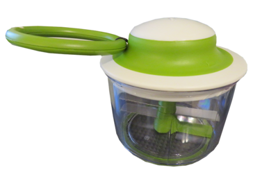 The VeggieChop Vegetable Chopper