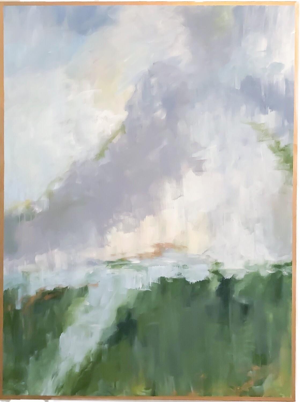 "36""X 48"" Landscape I"