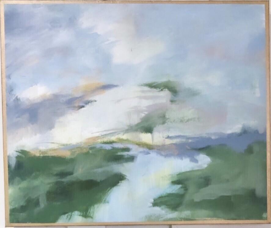 """20""""X 24"""" Landscape II"""