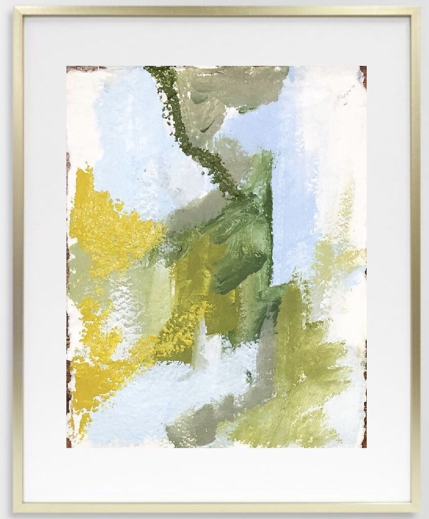 Sage III (framed)