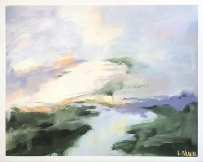 "11""x14"" Landscape scene"