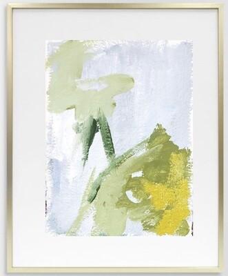 Sage I (framed)